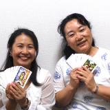 10/25(金)名古屋でひらめくカードオープンカウンセリング まゆ&あや